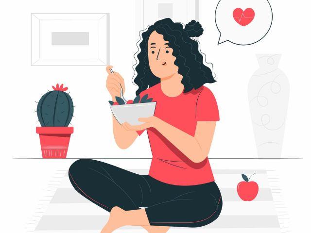 aliments et stress