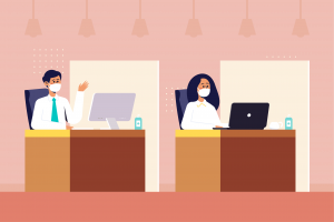 La crise du Covid pèse sur la motivation au travail